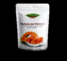 Trozos de Papaya