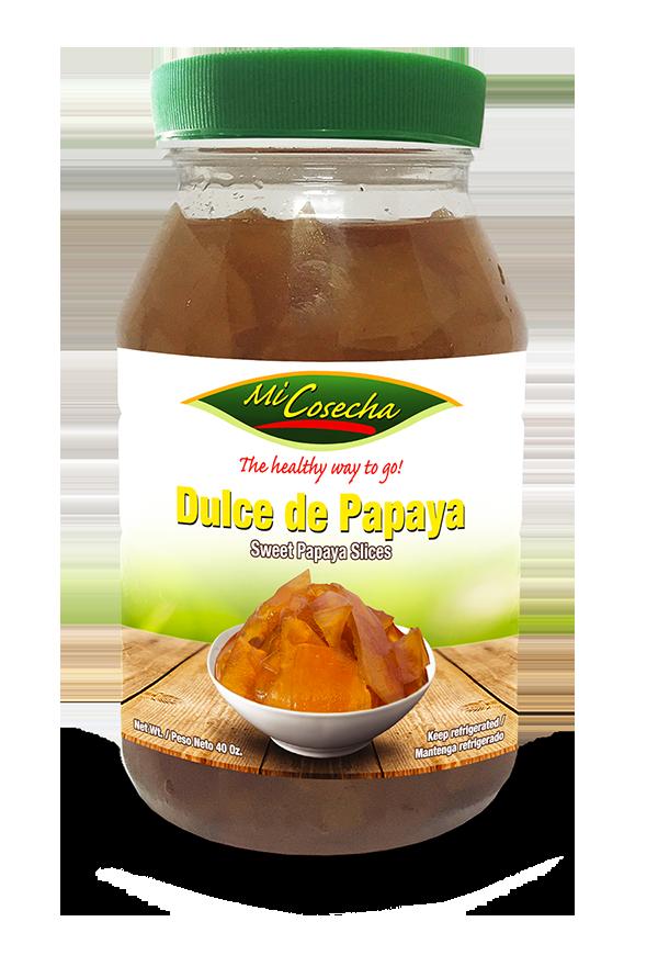 Mi Cosecha Dulce de Papaya