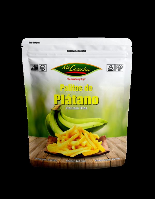 Mi Cosecha Palitos de Plátano