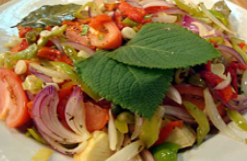 Ensalada de Pana en Escabeche /. Pickled Breadfruit Salad - Mi Cosecha Recipe